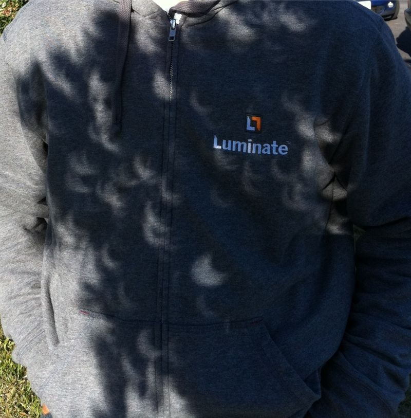 Luminate eclipse