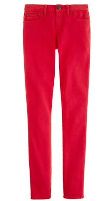 Bold Pants JCrew